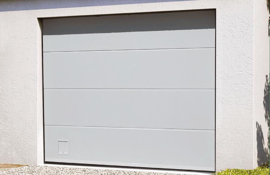 Porte Garage Ouverture Sectionnelle Plafond